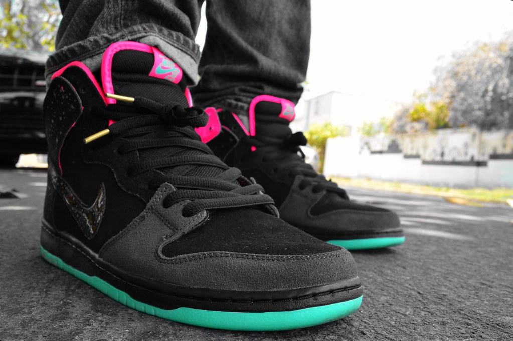 buy popular 5530f e65a1 ... 2014 Nike SB Northern Lights Dunk Hi   by chiva1908