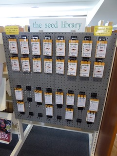 Seed library -  Port Macquarie Library | by State Library of NSW Public Library Services