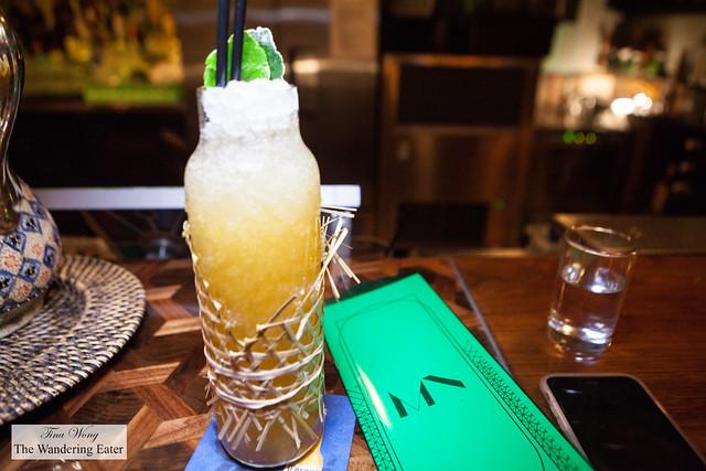 Le Mal Nécessaire cocktail
