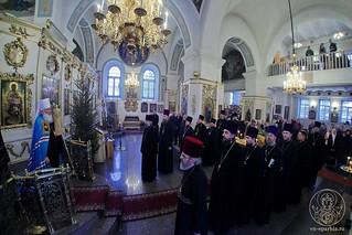Литургия в Покровском соборе 635
