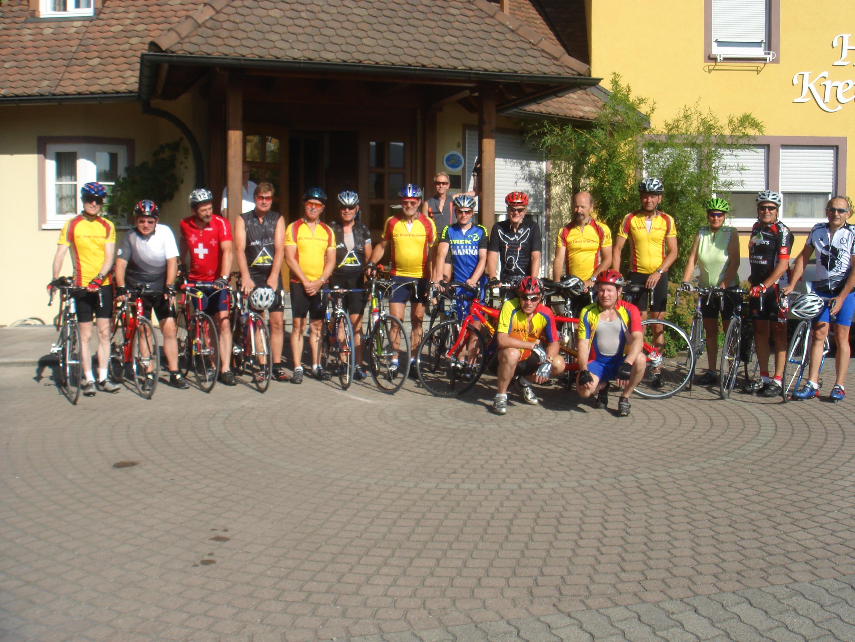 VCR-2008 / Breisgautour