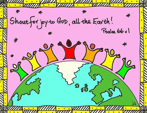 Psalm 66 Ordinary 28C