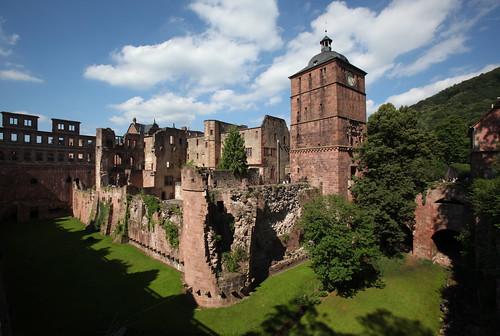 Heidelberg Castle | by jurvetson