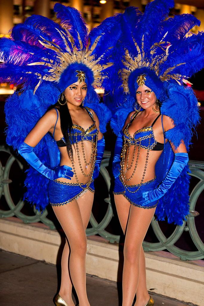 Sex las vegas topless show girl club boys naked