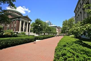 Walking Through Columbia University | by Alex E. Proimos