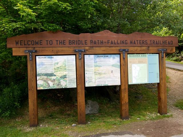 0:00:00 (0%): sign hiking newhampshire whitemountains franconianotch mtlafayette mtlincoln franconiarange