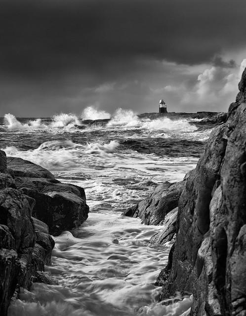 Rough Waters II, Frøya