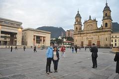 A la Plaza Mayor (Simón Bolivar)
