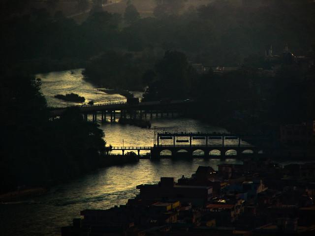 View from mansa devi - Haridwar
