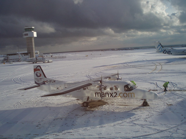 Manx2 Aeroplane