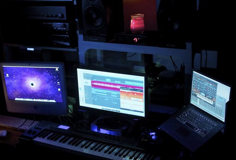 DAW mixing