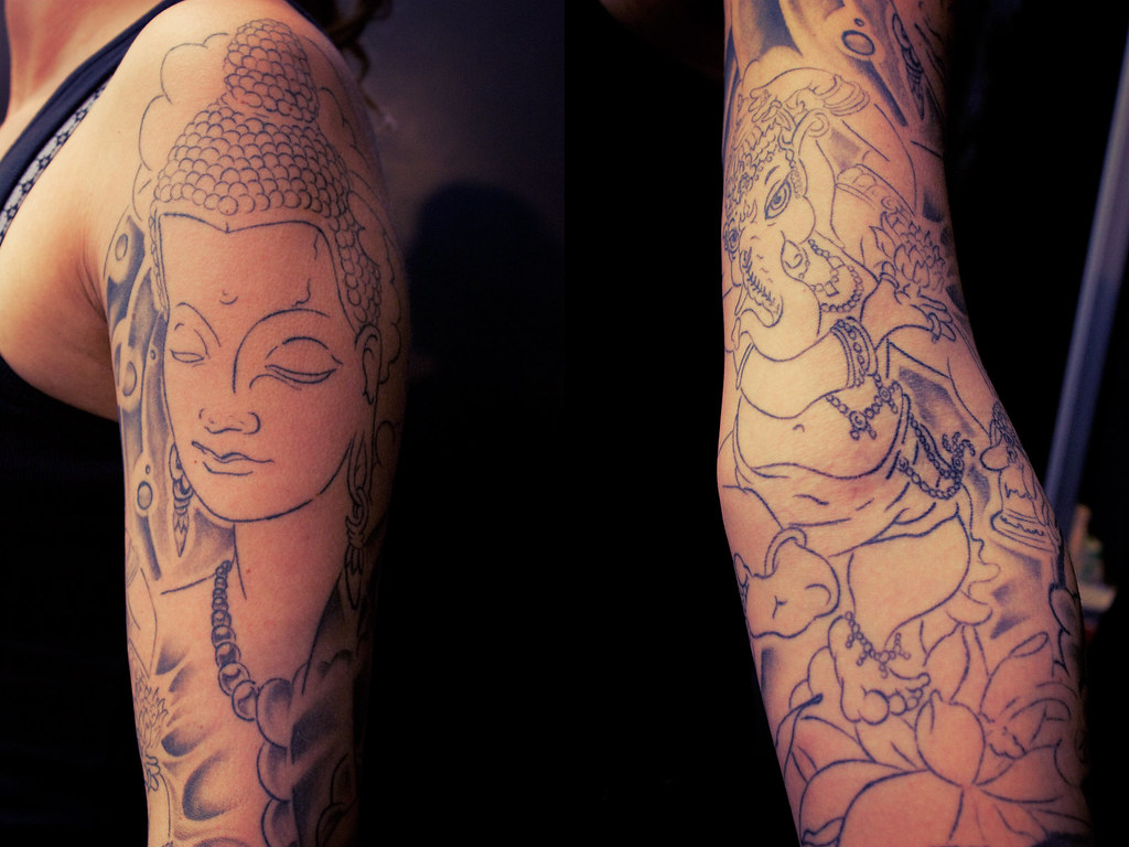 Buddha Tattoo Picture natacha---buddha-tattoo | buddha & shiva tattoo - more infos