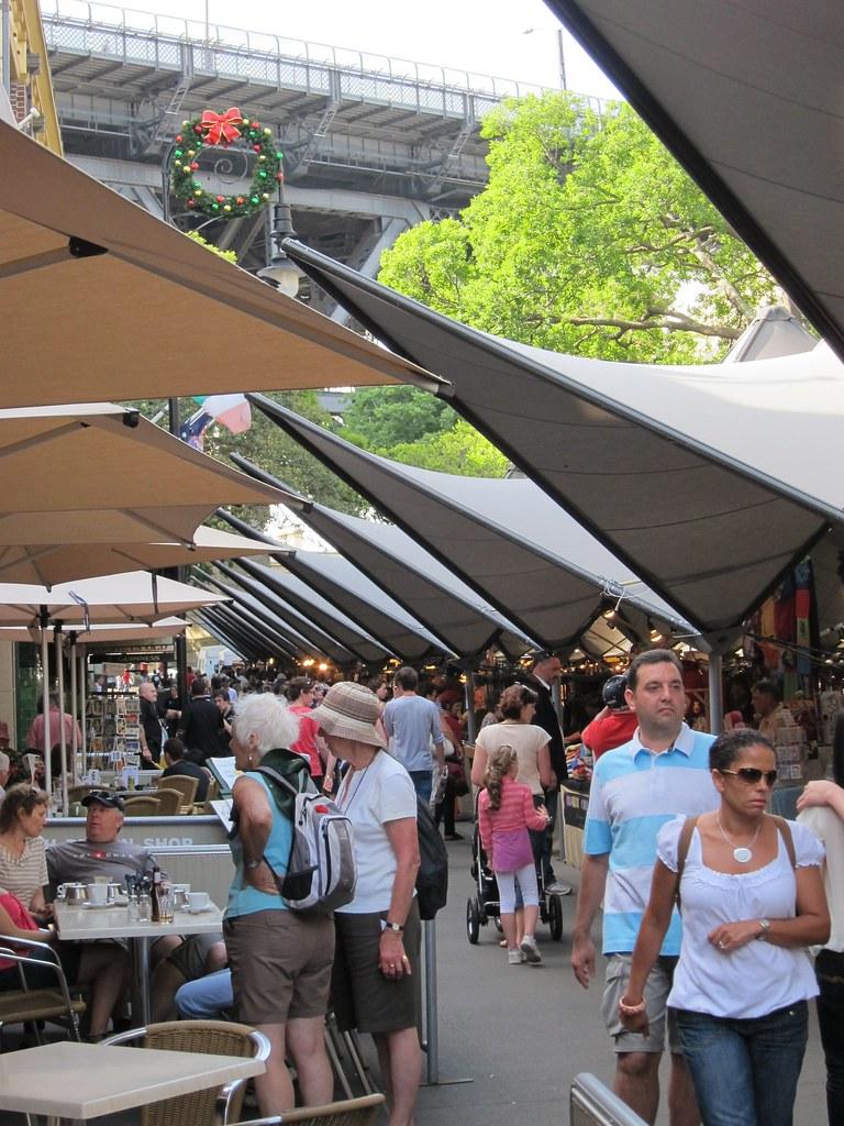 Sydney The Rocks market | Sunday market in The Rocks region … | Flickr