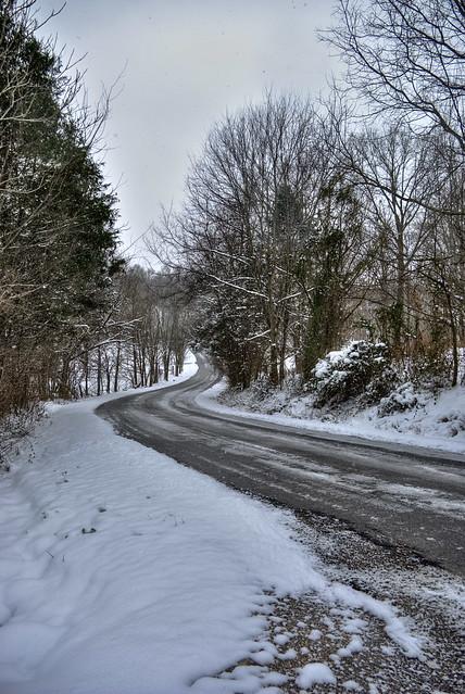 My road, Overton Co, TN