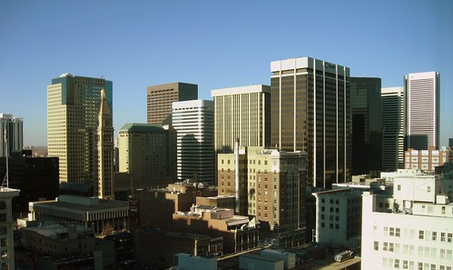 Denver Skyline | by John-Morgan