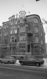 Arkitekt Christies gate 4 A (1978)