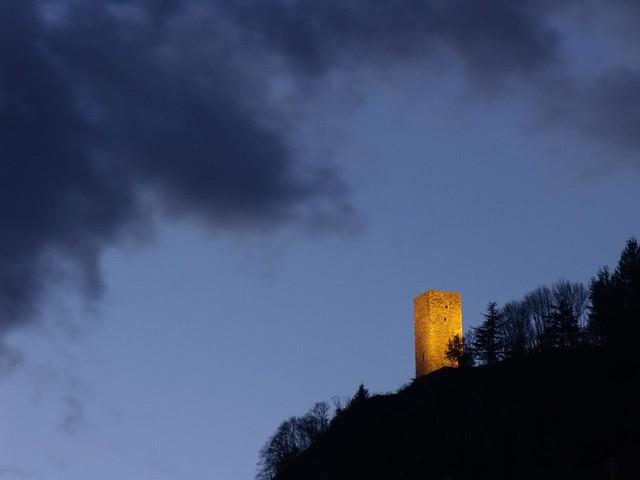 La Torre di sera
