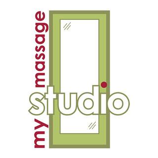 My Massage Studio Logo Design by Oh Geez! Design | Logo ...