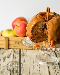 Autumnal Spiced Apple Cake | by CulinaryTravels