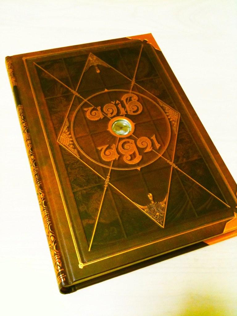 ニノ国の本かっこいい。ペーパーブランクスみたい。 | hokori hoko ...