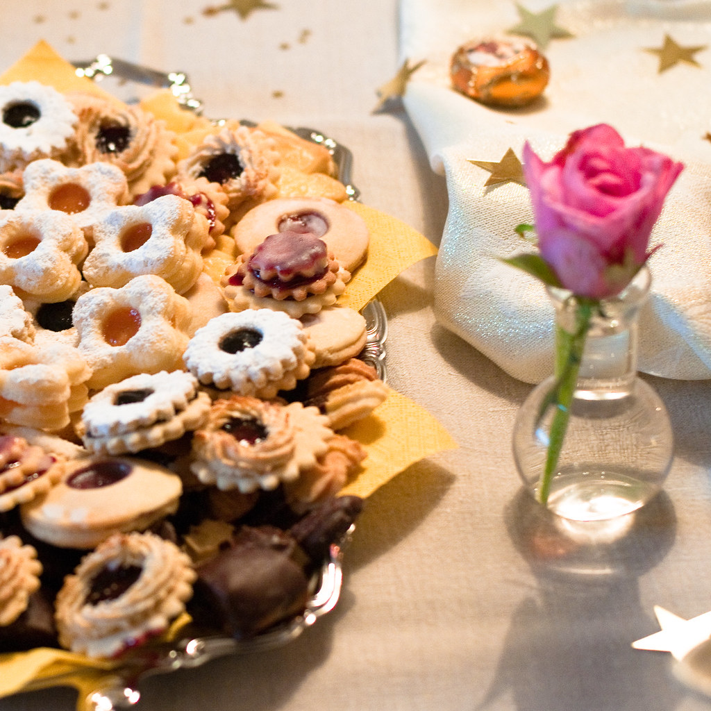 Table Decoration (Christmas Cookies) by christian.senger