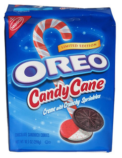 Limited Edition Candy Cane Oreo | by theimpulsivebuy