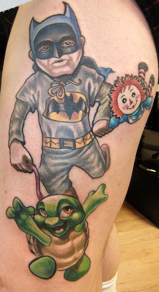 Tattoo Artist Halloween Costume