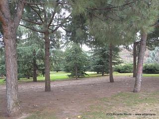 Parque Agustín Rodríguez Sahagún   by Ricardo Ricote Rodríguez