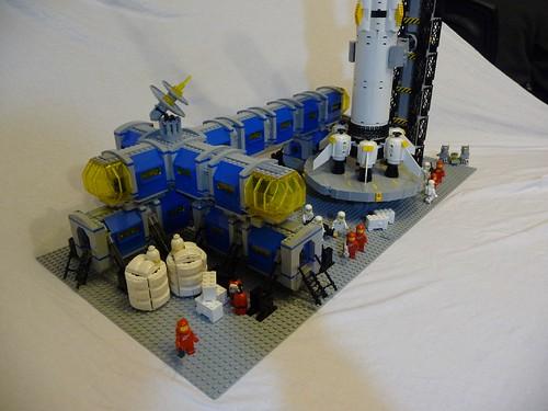 Classic Space Rocket Site - 02