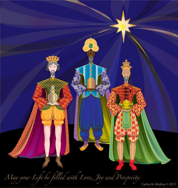 Feliz Dia De Reyes Fotos.Feliz Dia De Reyes January 6 Is The Three Wisemen Day Whe