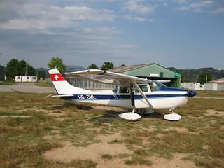 Cessna 182 Skyline HB-CML 2