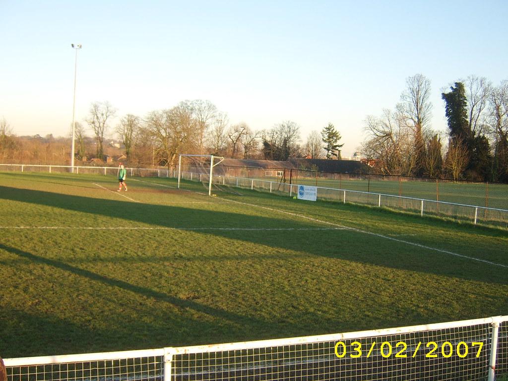 St Margaretsbury FC 1-5 Edgware Town FC (3-2-07)