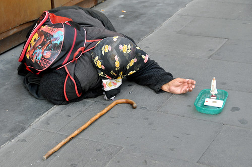Italy-3088 - Beggar