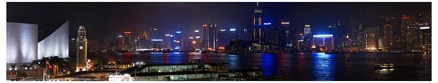 Hong Kong Harbour II