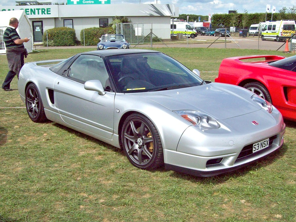283 Honda NSX (Face lift) (2005) | Honda NSX (1990-05 ...