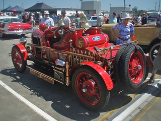 1928 Ford Model A Speedster - Fire Chief