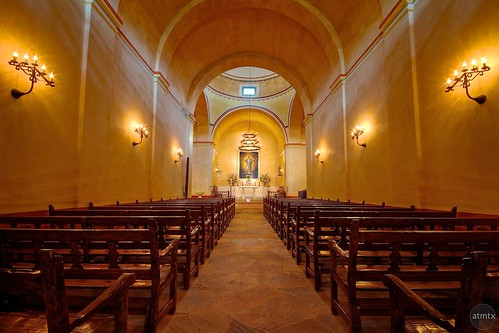 Mission Concepcion Interior | by atmtx