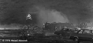 Arcosanti Fire 1978-37 | by qtschlepper
