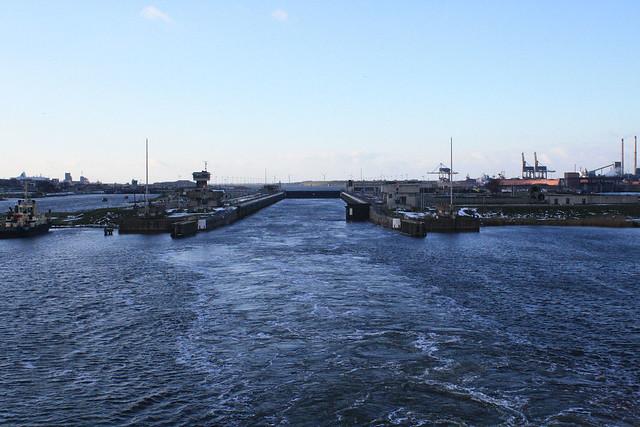Noordersluis,  IJmuiden