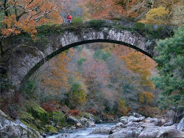 El otro lado del puente............