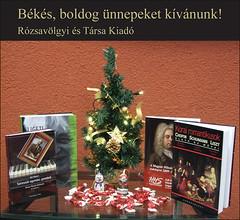 2010. december 14. 16:36 - Rózsavölgyi és Társa karácsony
