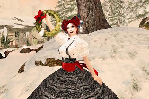Winter Holiday Sim Contest Week #5