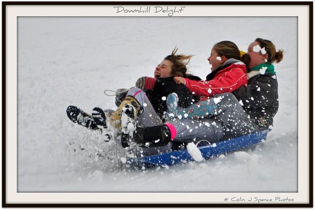 Downhill Delight!