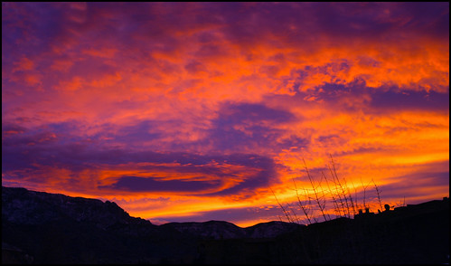 sky orange mountain newmexico sunrise golden albuquerque hour nm enchanted sandias