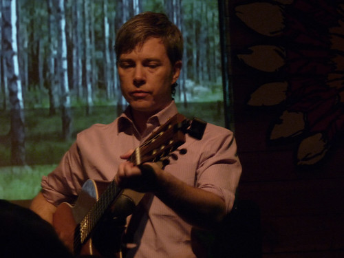 Bill Callahan at The Mohawk | by reader of the pack