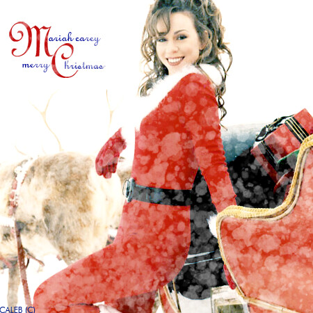 Mariah Carey Merry Christmas.Mariah Carey Merry Christmas Found This Picture And I F