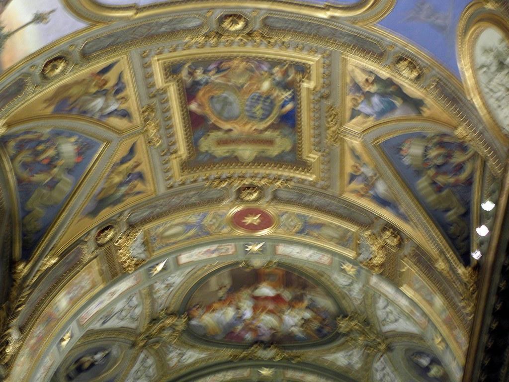 The basilica of Madonna del Rosario di Pompei   Andrea - Amberinsea  Photography