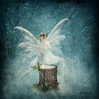 Winter fairy | by katmary