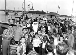 Christmas: Saint Augustine, Florida