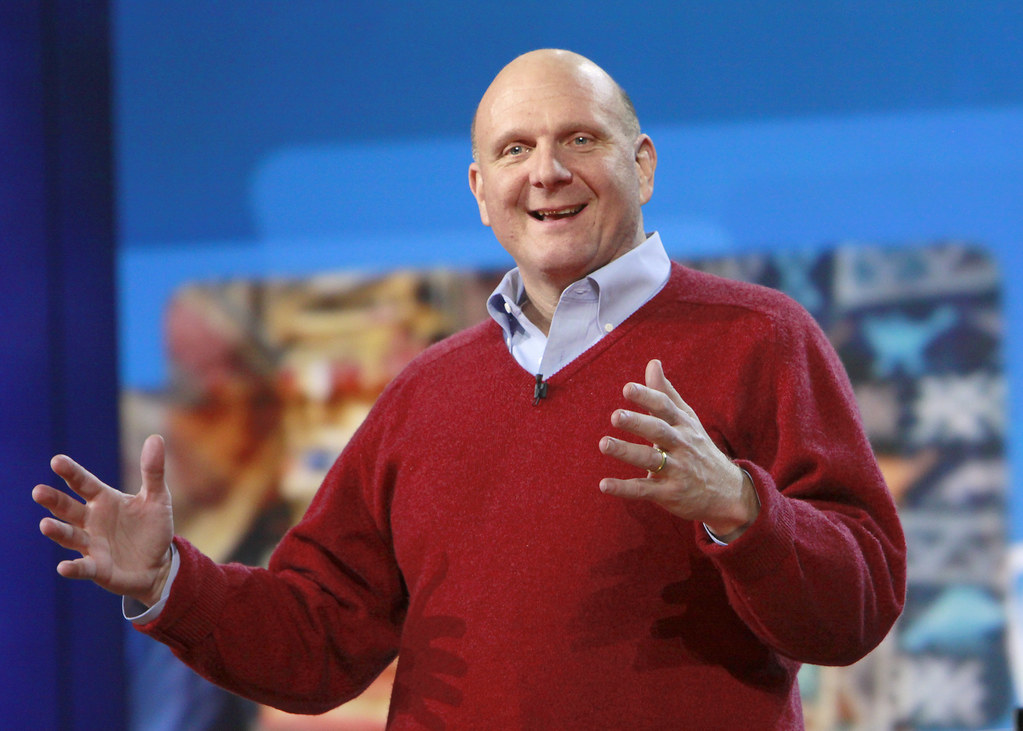 Image result for developers ballmer